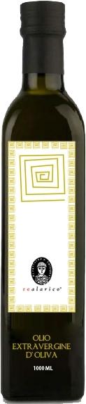 OLIO EXTRAVERGINE DI OLIVA 1000 ML | REALARICO